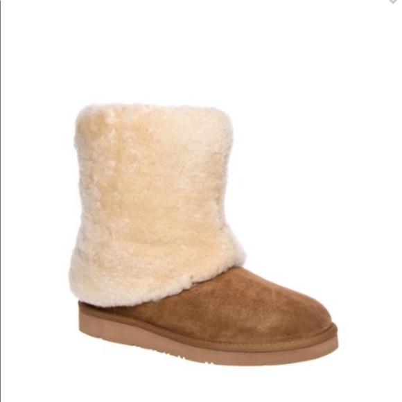 6129f687c56 Ugg Women's Boots— Patten NWT